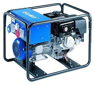 Электрогенератор бензиновый 8 квт
