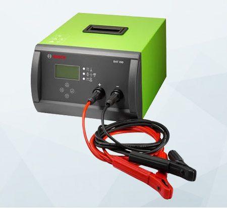 Уреди за сервизиране на акумулатори