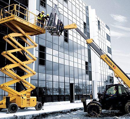 Подемно-строителна техника